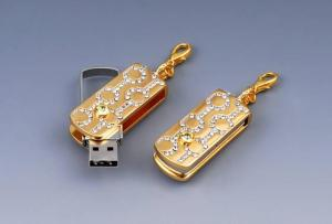 China Buy Diamond USB Flash Drive, Gift USB Disk on sale