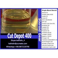 China Steroid Muti Blend Injection Oil Cut Depot 400 Test D / Tren E / Mast E Blend on sale