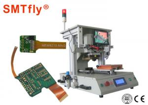 China HSC FPC FFC To PCB Board Pulse Heat Bonding Machine 0.02mm Solder Flatness SMTfly-PP1A on sale