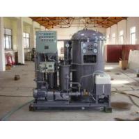 Industrial 15 ppm Bilge Oily Water Separator , Marine Oil Water Separator