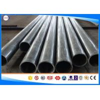 Precision Round Steel Tubing Seamless Process With +A Heat Treatment En10305 E235