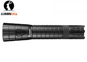 China Portable Lumintop EDC21 Flashlight , USB Rechargeable LED Torch Light With Cree LED on sale