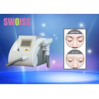 Salon Q Switch Yag Laser Machine , CE Approved Laser Tattoo Removal Machine