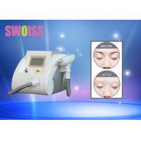 Salon Q Switch Yag Laser Machine , CE Approved Laser Tattoo Removal Machine