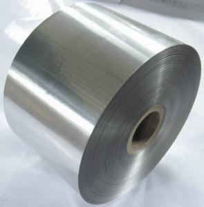 China Big Aluminium Foil Roll High Grade Aseptic Packaging Shiny Appearance on sale