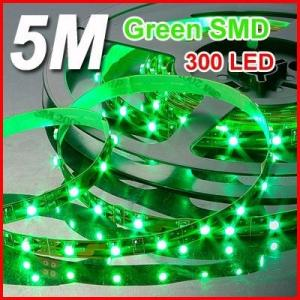 China LS3528_GN Flexible LED Ribbon Lighting Strip with 300 LEDs, 16.4-Feet Spool on sale
