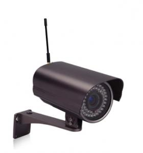 China Long Range Megapixel 720P WDR CCTV IP Camera IC-IP7202 on sale
