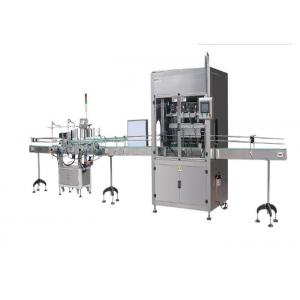 China Large Semi Auto Filling Machine Stainless Steel Material Safe Operation on sale