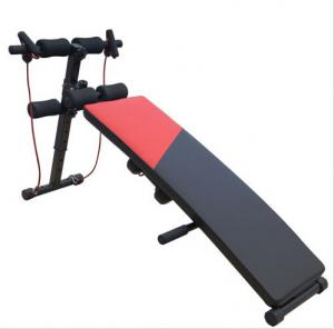 China New Design multifunction Fitness home gym equipment/Situp Bench/abdominal/sit up exercise equipment on sale