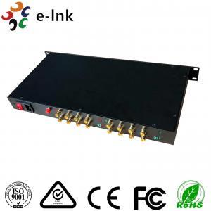 China 16 Channel 1080P Video Signal Sdi To Optical Fiber Converter HD Multi Media System on sale
