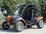 China Single cylinder, Horizontal type,4-stroke?Air Cool,Front and rear disc brake ,Brand new 2 seater wholesale