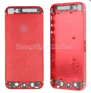 China for iPhone 5G battery cover for iPhone 5G Details -red on sale