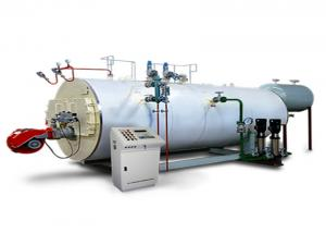 China Horizontal 3 Pass Fire Tube Industrial Natural Gas Steam Boilers,oil steam boiler on sale