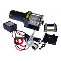 China Electric 2500 lb ATV Winch With Permanent Magnet Motor / 12 Volt ATV Winch on sale