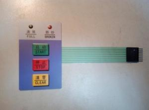 China membrane keyboard on sale