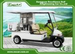 EXCAR 2 Seater Electric Golf Buggy Car Food Utility Cart 1 Year Warranty