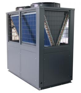 China Double source heat pump with air source heat pump and water to water source heat pump on sale