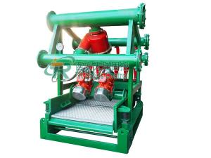 China Oil Drilling API Solids Control Equipment Mud Cleaner , Drilling Fluids Mud Cleaner for Sale on sale