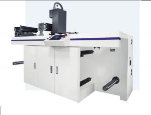 China LCPY-370X LED Lamp Label inspection machine inspecting printing quality and die cutting quality on sale