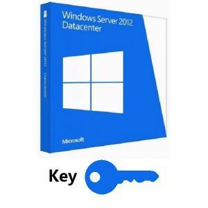 China Microsoft Windows Server 2012 Datacenter Key on sale