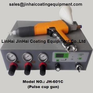 China Portable Powder Coating Gun Powder Paint Gun Powder Spray Gun JH-601 on sale
