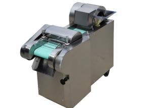 China Automatic Vegetable Cutting Machine For Potato Fries Green Onion Power Saving on sale