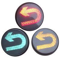 300mm Led U Turn Signal Traffic Light, Road Safety Traffic sign
