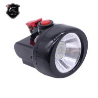KL2.5LM -C led mining light Explosion Proof Cap Lamp Waterproof Cordless Safety Cap Lamp for Sale