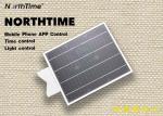Infrared Body Sensor 12 Watt Solar LED Garden Lights IP65 Sun Power Security