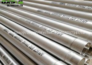 China API 5CT Casing oil pipe with best price in size 8 5/8inch 9 5/8inch on sale