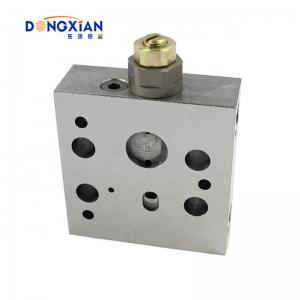 China Excavator Spare Parts Hydraulic Release Valve For Komatsu PC200-6 on sale