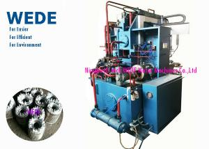 China Multi Rotary Stations Rotor Die Casting Machine For 91 Frame Motor PLC Control on sale
