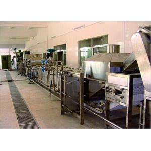 China Juice / Beer Pasteurizer Machine , Water Bath Pasteurizer Fully / Semi Automatic on sale