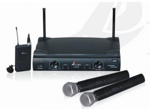 China UHF Dual-Channel Wireless Microphone  LB-230 on sale