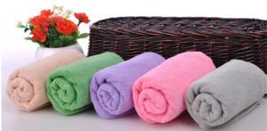 China Sun Shine BULK 16X16 SALE- Plush multi-purpose magic microfiber cloth for cleaning on sale