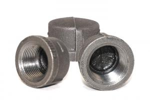 China UL / FM Ductile Threaded End Caps For Tubing , 6 / 4 Inch Pipe Cap Eco Friendly on sale