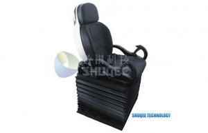 China Customized Colorful Single Motion Cinema seats , movie theater Chairs for 3D 4D 5D Theatre on sale