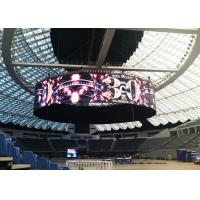 China Waterproof Wall Mounted Rental LED Screen Module Pantallas 30-120 HZ For Music Tour on sale