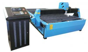 China table type cnc plasma cutting machine with under water cutting plasma and flame cutting on sale