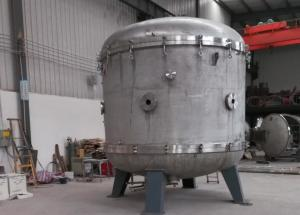 China JR Series Vertical Vacuum Sintering Furnace With Advanced Automation Control on sale