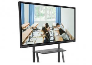 China School Interactive Smart Board 4mm AG Glass , Smart Board Interactive Whiteboard on sale