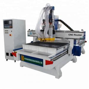 China Multifunction C And C Wood Cutting Machine With Japan Yaskawa Servo System on sale