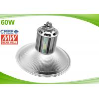DC30 - 34V 60watts CREE LED High Bay Lights with UL DLC CUL Listed Mean Well Driver