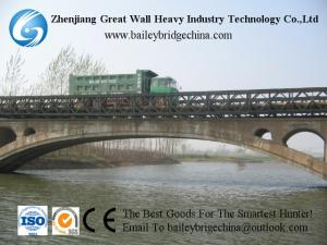 China CB321(CB100) DSR Bailey Bridge To make the new bridge stable on sale