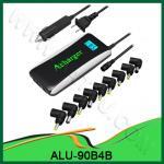 2in1家及び車の使用ALU-90B4Bのための普遍的なラップトップのアダプターとの90W 2010新しいモード