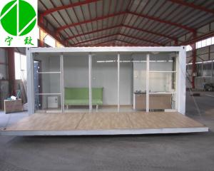 Quality Prefab Flatpack Office Living Room Container House For Sale