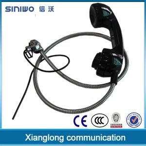 China with noise canceling function telephone handset A01 on sale