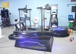 China 2800W 9D Virtual Reality Cinema VR Theme Park / VR Spacecraft Simulator on sale