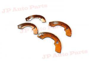 China 8-97191110-A / 8971911100 ISUZU brake Parts , TBK Brake shoe lining For D-MAX on sale