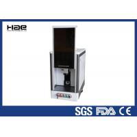China Industrial Co2 Laser Marking Machine , 355nm 5w Yag Laser Engraving Machine on sale